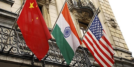Mounting Tension Between China & India: What It Means for US &  World Order tickets