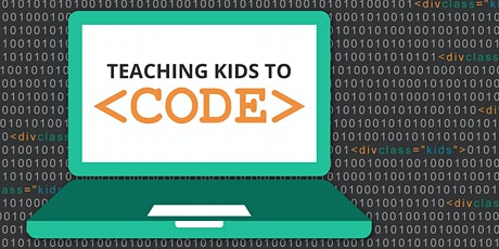 Kids Coding at Richmond- Learn HTML, CSS (10-17years old) tickets