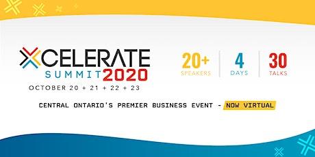 Xcelerate Summit 2020 tickets