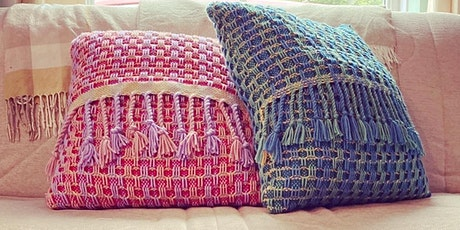 Loom & Lunch - Cushion Workshop tickets