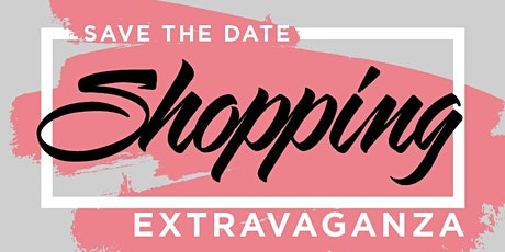 Shopping Extravaganza: Event Ticket and Check-in Time Selection tickets