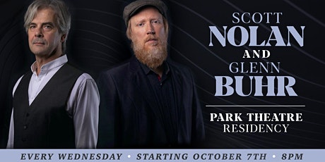 Subscription for the Scott Nolan   Glenn Buhr Resi tickets