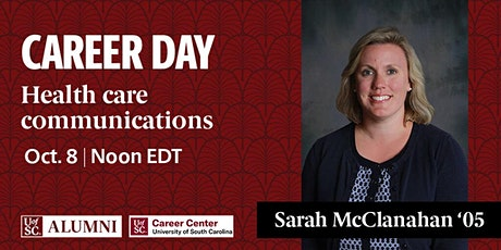 Career Day: Healthcare Communications tickets