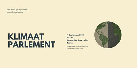 Klimaatparlement tickets