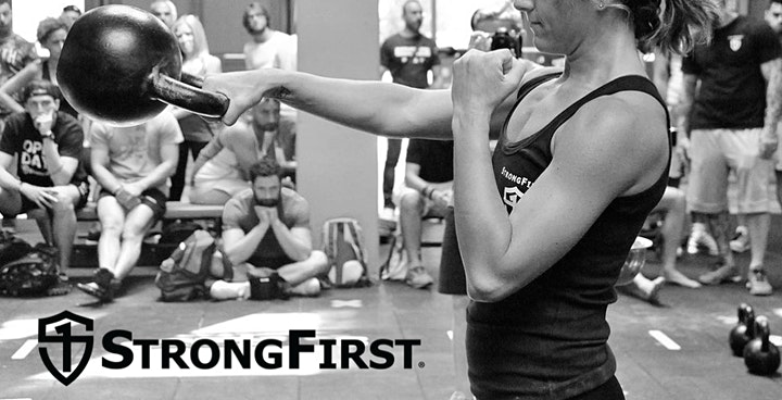 StrongFirst Kettlebell Course - Westerly, RI - USA image