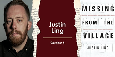 Missing from the Village with Justin Ling tickets