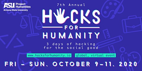 Hacks for Humanity tickets