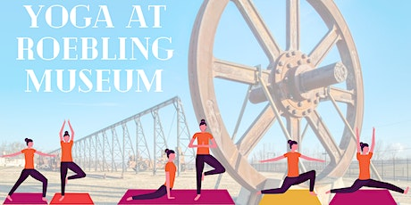 Saturday Yoga at Roebling Museum tickets