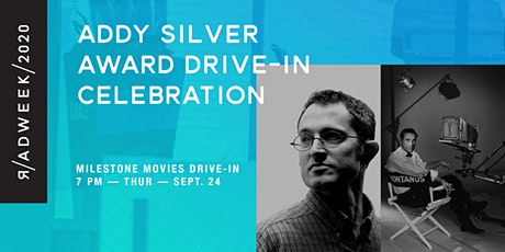 R/ADWEEK 2020 - R/ADDY Silver Award and Best Of - Drive-in Event tickets