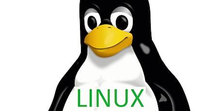 4 Weeks Linux & Unix Training Course in Auburn tickets