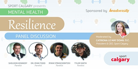 Resilience - A panel discussion tickets