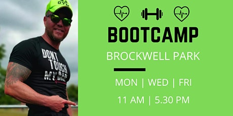 BOOTCAMP AT BROCKWELL PARK tickets