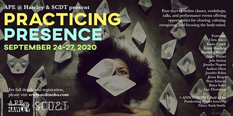 Practicing Presence Festival 2020 tickets