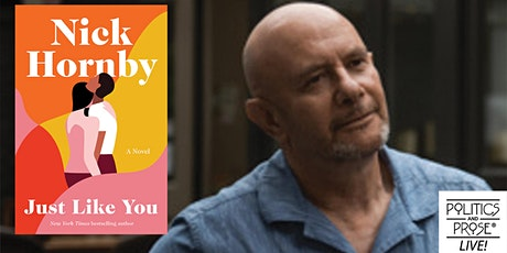 P&P Live! Nick Hornby | JUST LIKE YOU with Sarah Vowell tickets