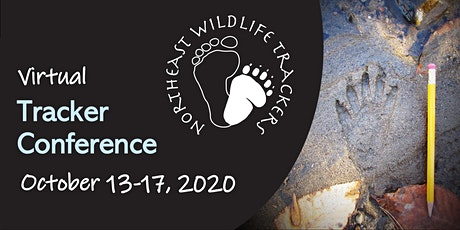 2020 Northeast Wildlife Trackers Virtual Conference tickets
