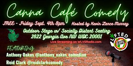 Canna Comedy Café tickets