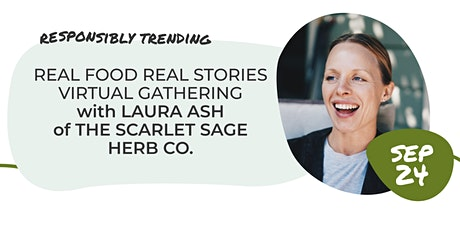 RFRS Virtual Gathering with Laura Ash tickets