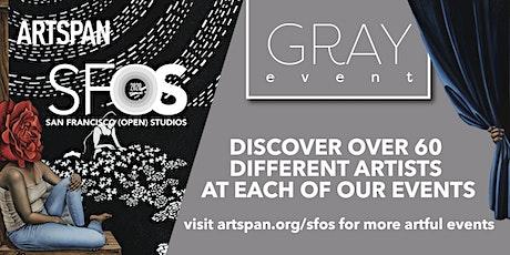 ArtSpan Presents SF (Open) Studios: Gray Event tickets