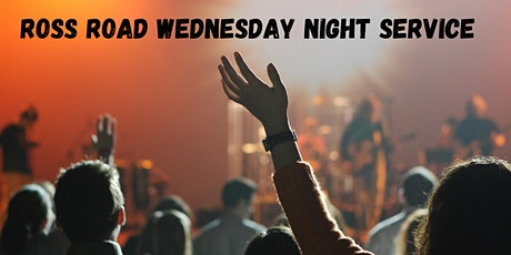 Wednesday Night Worship tickets