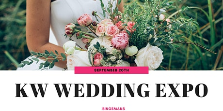 The Ring's KW Fall Wedding Expo tickets