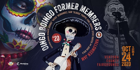 OINGO BOINGO FORMER MEMBERS HALLOWEEN JAM 2020 HOSTED BY: RICHARD BLADE tickets