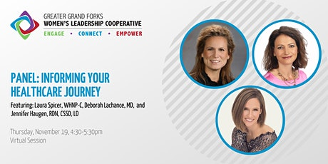 Informing Your Healthcare Journey: A Panel of Women's Health Experts tickets
