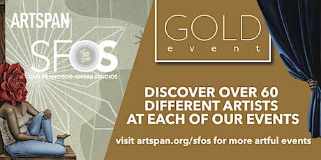 ArtSpan Presents SF (Open) Studios: Gold Event tickets