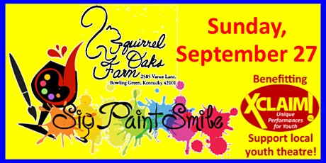 Sip, Paint, Smile tickets