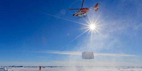 "MOSAiC Webinar Series - ""Arctic Feedbacks"" curriculum tickets"