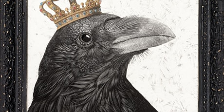 Scratching Out a Small Bevy: Scratchboard Techniques with Barbara Martin tickets