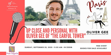 Up Close and Personal with Oliver Gee of The Earful Tower tickets