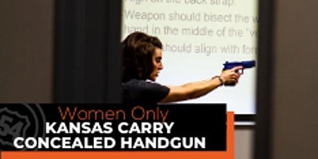 Women Only Kansas Concealed Carry tickets