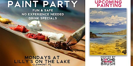 Party & Paint - Enticing Shore tickets