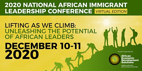 2020 National African Immigrant Leadership Conference tickets