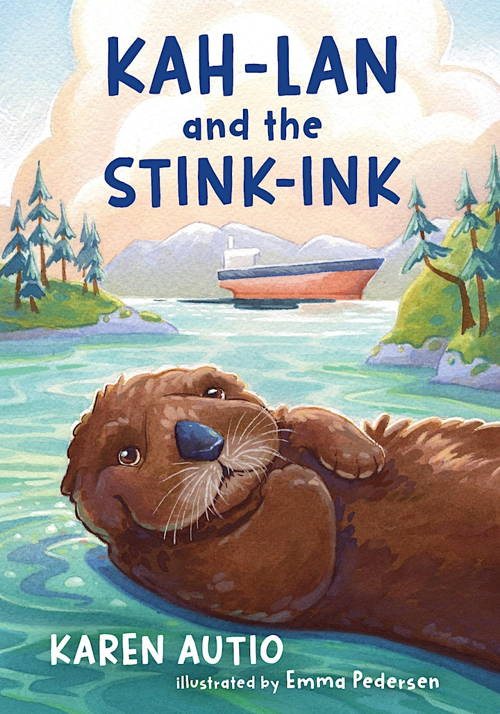 Kah-Lan and the Stink Ink: Sea Otter Talk image