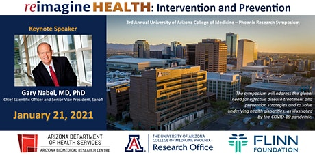 3rd Annual reimagine Health Research Symposium: Intervention & Prevention tickets