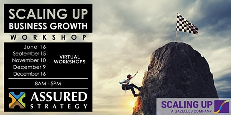 2020 Scaling Up Business Growth Workshop - VIRTUAL tickets
