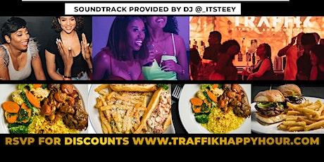 Stuck in Traffik Happy Hour Every Friday 5PM-10PM @ CLUB TRAFFIK tickets