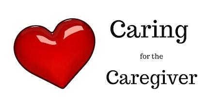 Caregivers' Support Group November 2020 - Blended Format