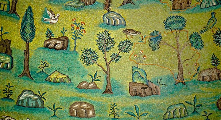 Immagine Dante racconta : un tour fra arte e natura