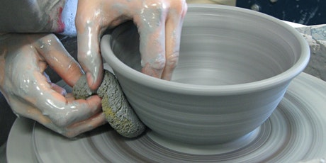 Pottery Class for Adults and Kids  8 years and older tickets