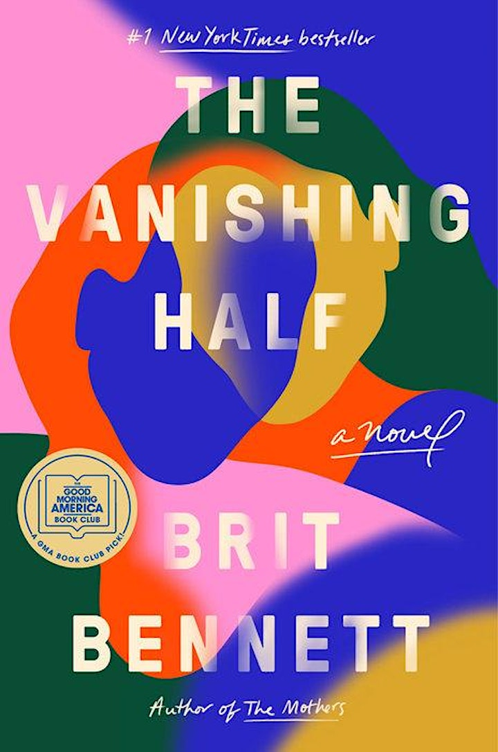 [Virtual Ruby] Q&A with Brit Bennett, author of THE VANISHING HALF image