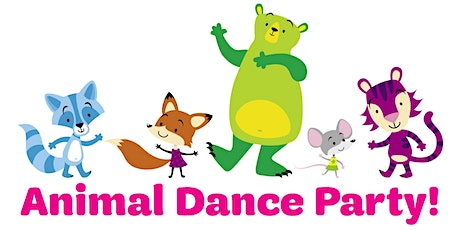 You're Invited! Girl Scouts Animal Dance Party tickets