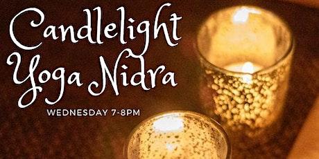 Candlelight Yoga Nidra tickets