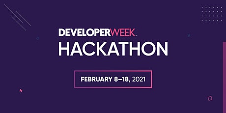 DeveloperWeek 2021 Hackathon tickets