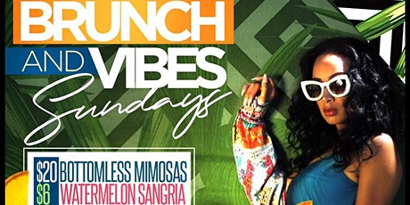 Brunch and Vibes Sunday at Crave Restaurant in Little 5 pts tickets