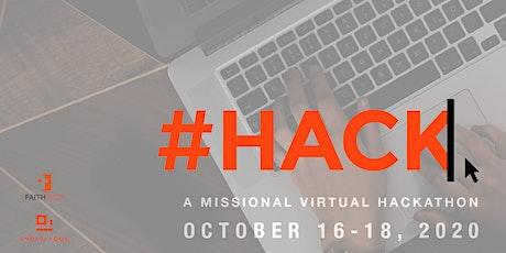#HACK: FaithTech Phoenix & Chicago Group tickets