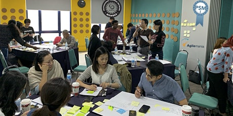 Agile Project Management with PSM I certification training - Malaysia tickets