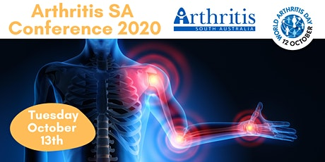 Arthritis SA Conference 2020 tickets