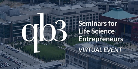 QB3 Seminar: Martin Babler, CEO, Principia Biopharma tickets